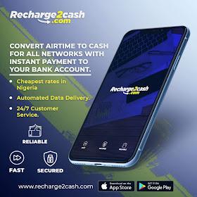 Recharge2Cash app features