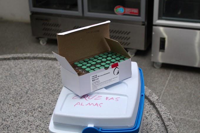 Cruz das Almas recebe mais 400 doses da vacina contra covid-19