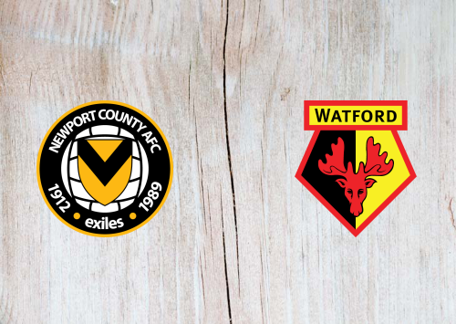 Newport County vs Watford -Highlights 22 September 2020