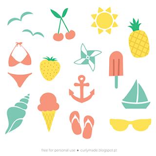 free-summer-vectors
