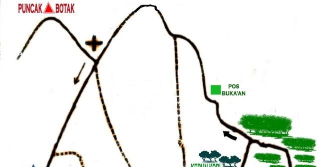 Jalur Pendakian Gunung Ungaran - Xplore Wisata !! Operator ...