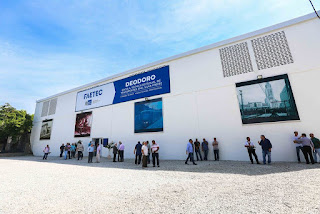 Governo do Estado do Rio inaugura Escola Técnica de Transportes