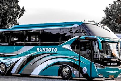 Pengalaman naik Bus Handoyo Jurusan Kertosono - Banjarnegara