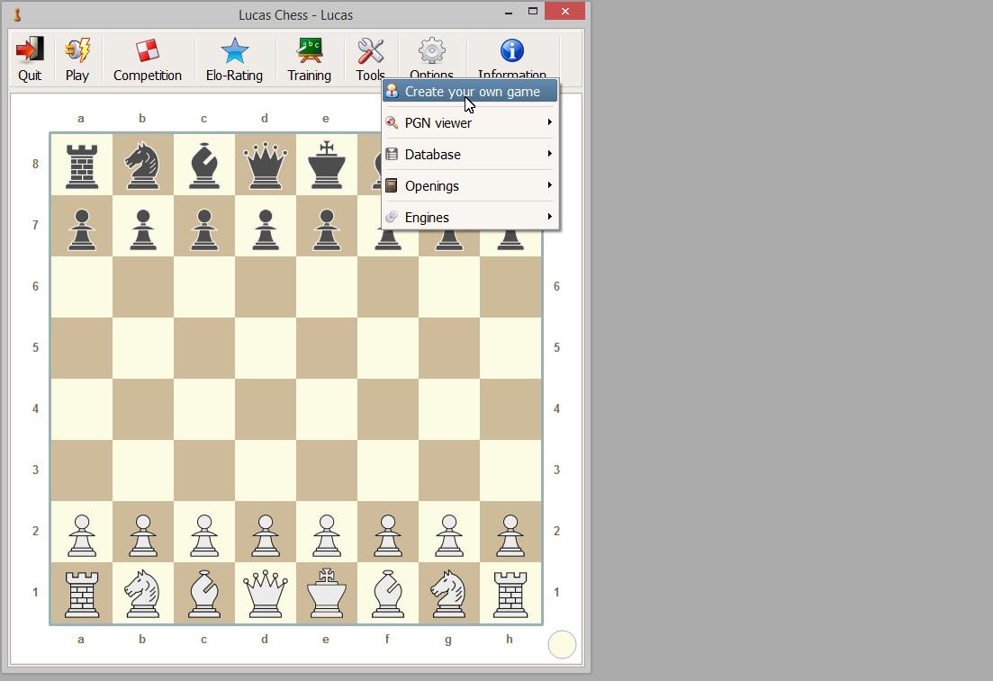Lucas Chess Fresh News: 2015