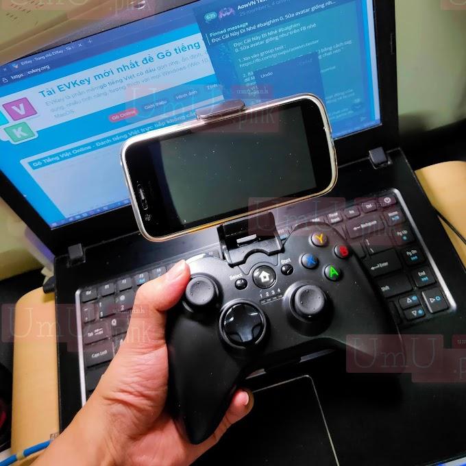 [Review] Tay cầm chơi game HOCO Flying Dragon Gamepad | Quá hời với 150k