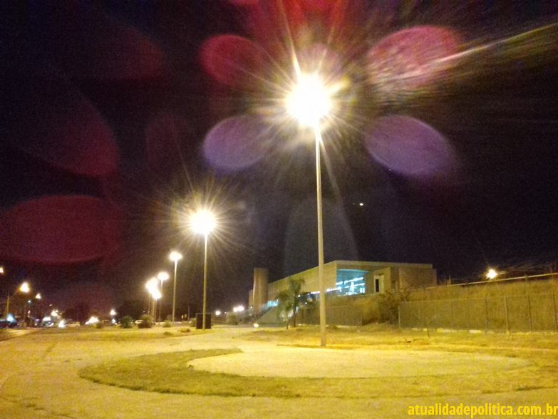 iluminação pública na estação Ceilândia Sul - etormann.tk