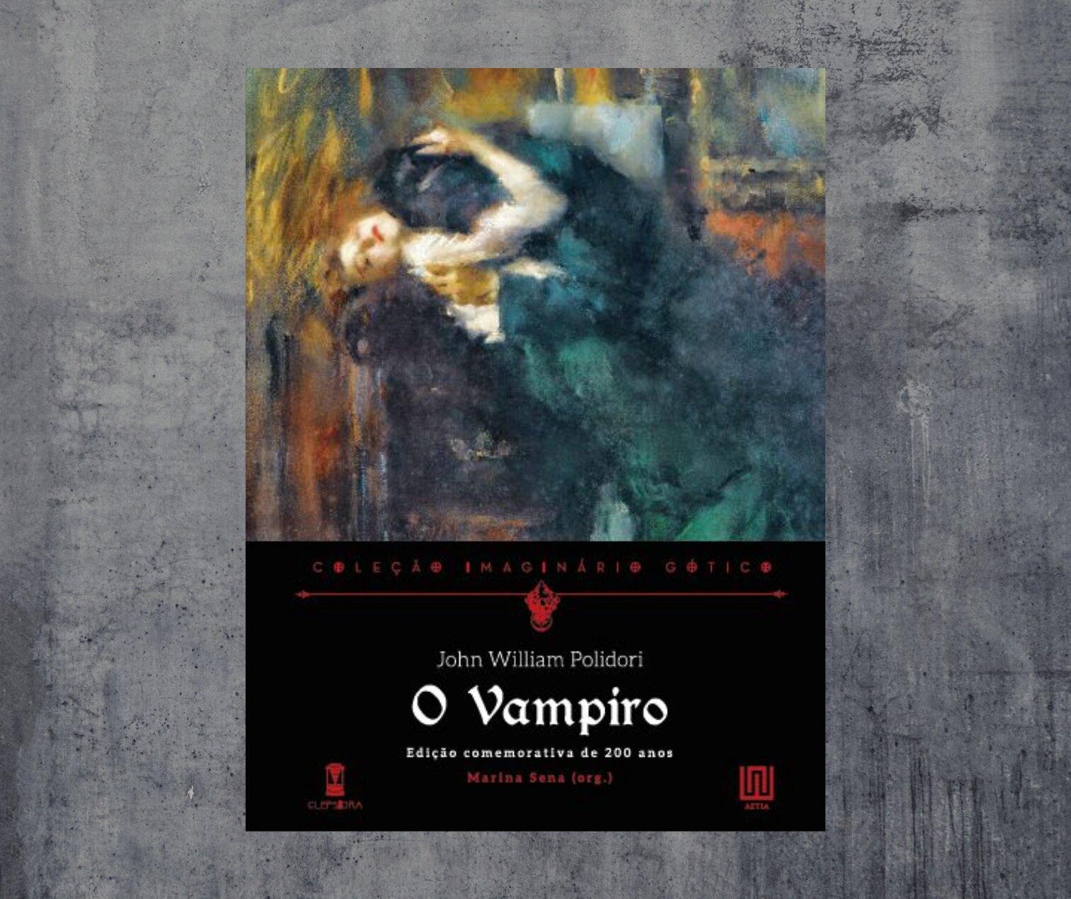 Resenha: O Vampiro, de John Polidori