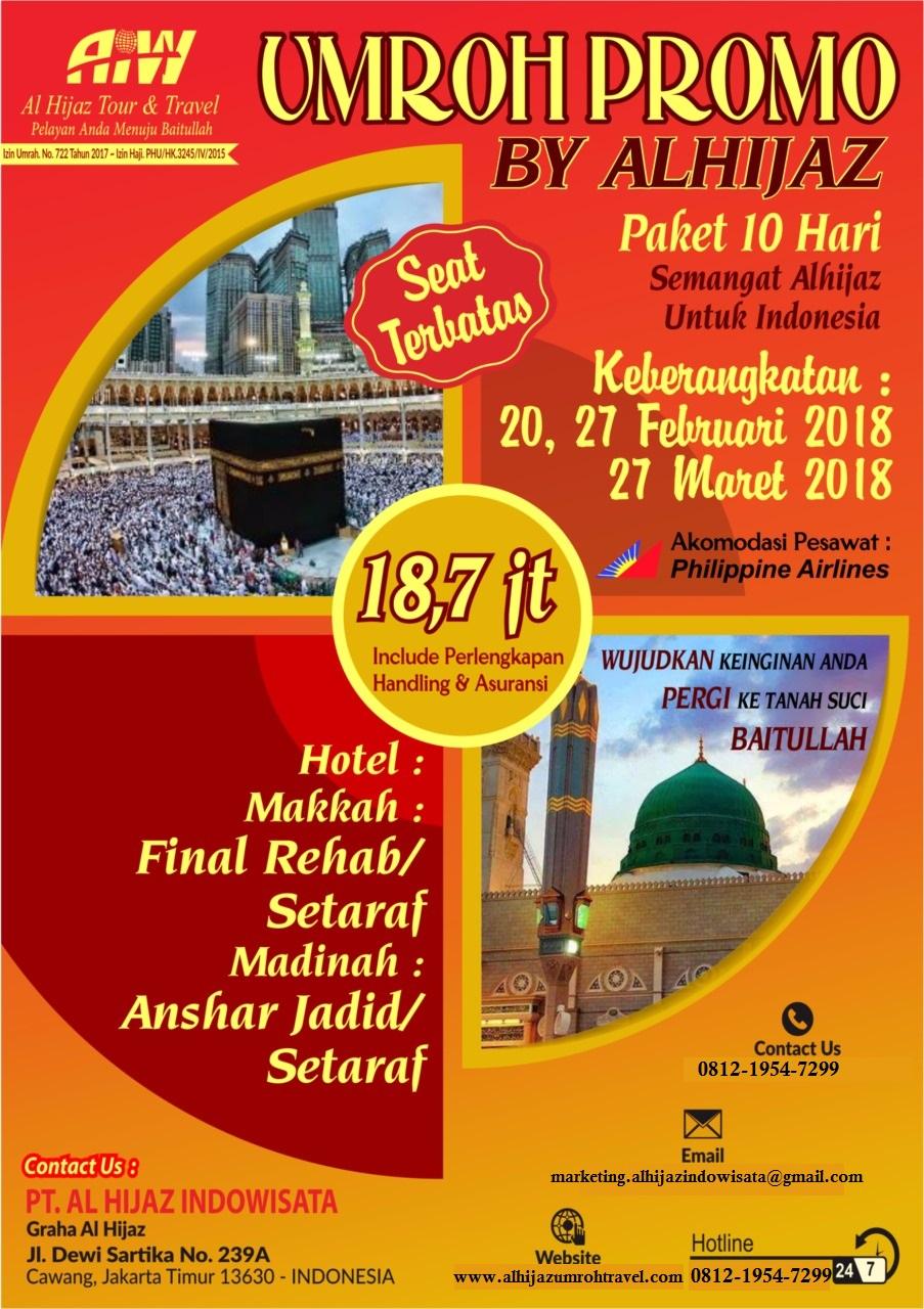 Alhijaz Tour Travel Jakarta