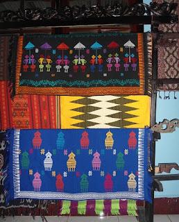 Mengenal Kain Tenun Tradisional Khas Lombok
