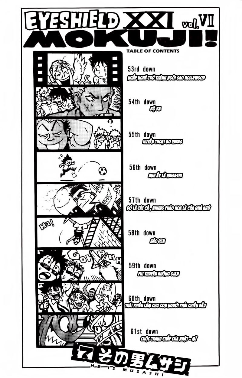 Eyeshield 21 chapter 53 trang 8