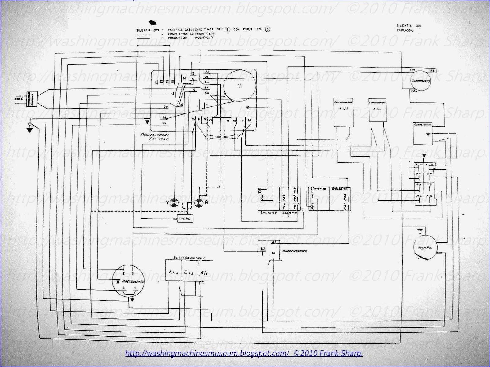 hight resolution of ariston silentia 209 timer mtc sl21 schematic diagram