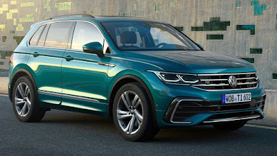 2021 Volkswagen Tiguan Review, Specs, Price