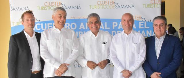"""Sexto encuentro de desarrollo turístico """"Samaná Abierta al Mundo"""""""