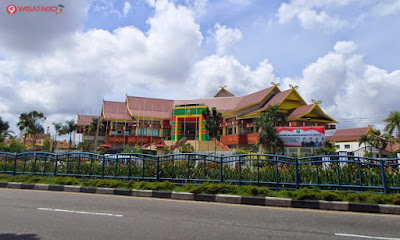 tempat wisata populer di pekanbaru