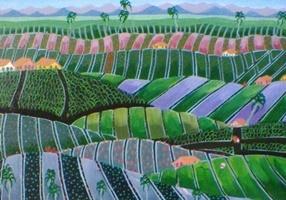 Foto, corte do quadro Paraguaçu