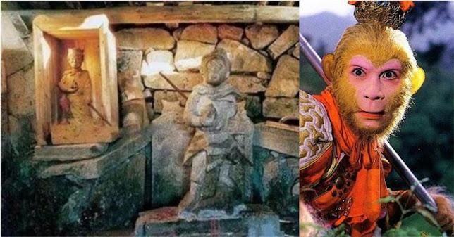 """Phát hiện Lăng mộ 700 tuổi khắc 4 chữ """"Tề Thiên Đại Thánh"""": Bên dưới là ai?"""