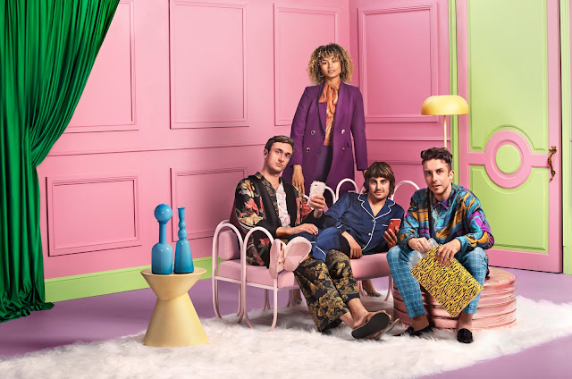 Klarna and Universal Music Keep Track of Australia's Lockdown Buying Habits with Pop Parody