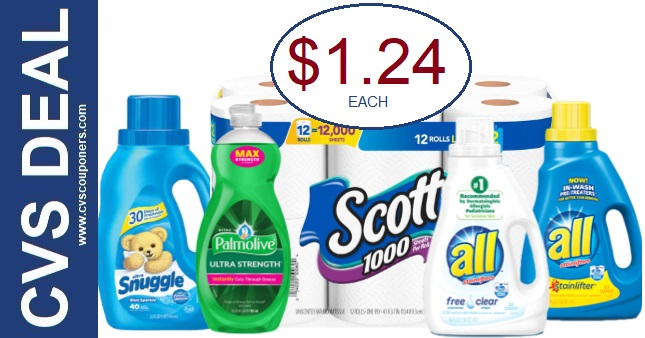 CVS Deal on Scott Bath Tissue 10-4-10-10