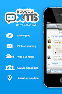 eBuddy XMS - Do more than SMS