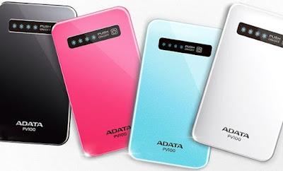 Batería ADATA Carga dispositivos rápido