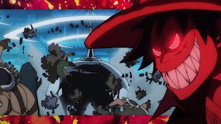 ワンピースアニメ 989話 ワノ国編 | ONE PIECE ルフィ
