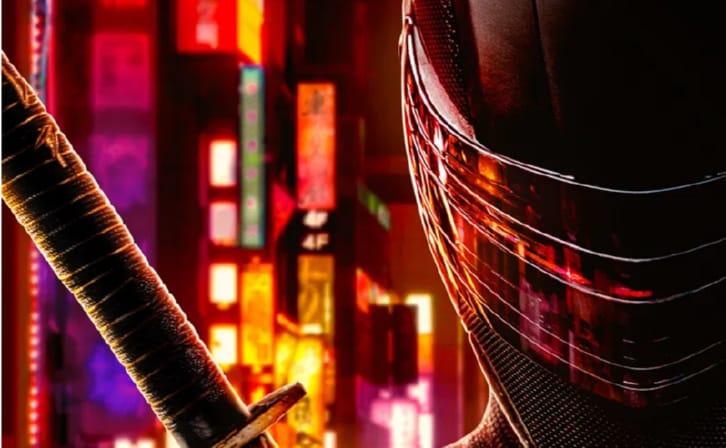 MOVIES: Snake Eyes: G.I. Joe Origins - Trailer, Featurette + Poster