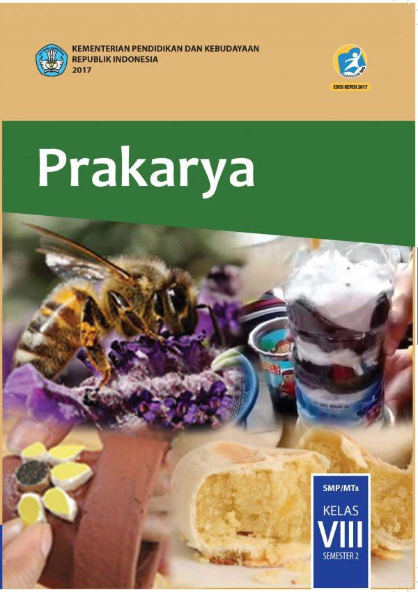 Buku Prakarya Kelas VIII SMP Semester 2