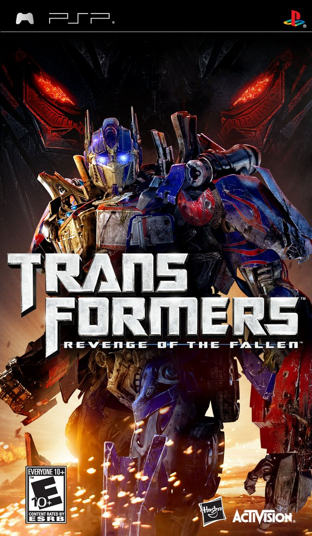 Download Transformers – Revenge Of The Fallen PSP - PPSSPP Game