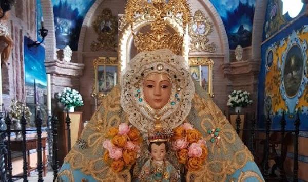 La Virgen de Escardiel de Castilblanco de los Arroyos será coronada en 2020