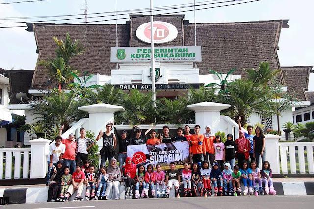 Komunitas Inline Skate Sukabumi