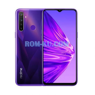 Cara Flashing Realme 5 RMX1911
