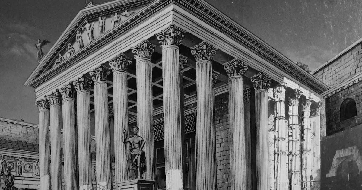 Arquitectura historia y construcci n emperadores romanos for Arquitectura y construccion