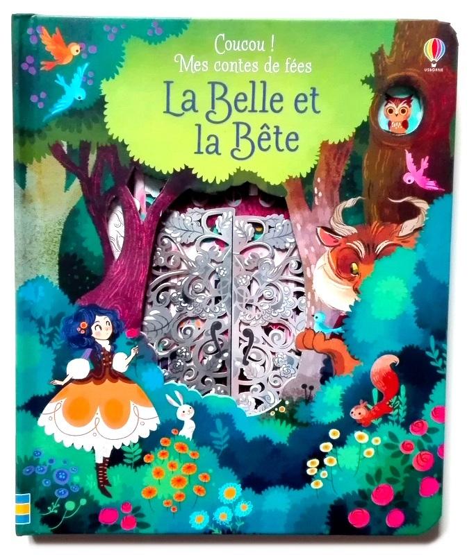 2926fcfa4a8 Mademoiselle-Coralie   Nouveautés des Editions Usborne  Coucou! mes ...