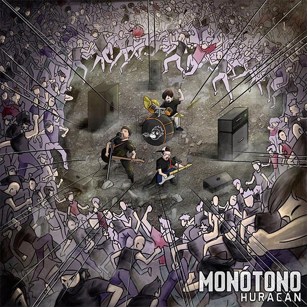 """Monótono premiere video for """"Después De Las 3"""""""