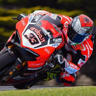 WSBK Australia: Jonathan Rea kalahkan dua Pembalap Ducati di Race 2