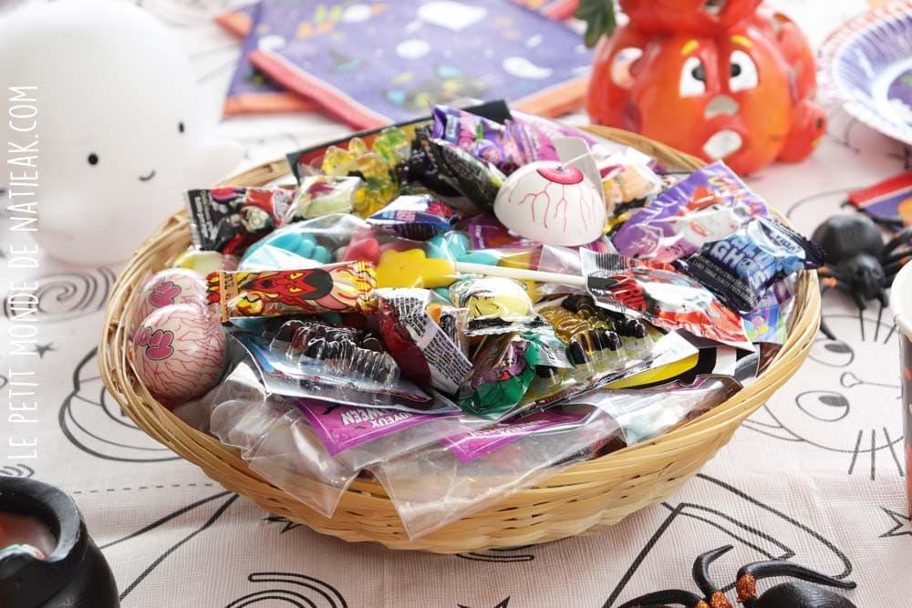 Bonbons d'Halloween  Génération souvenirs