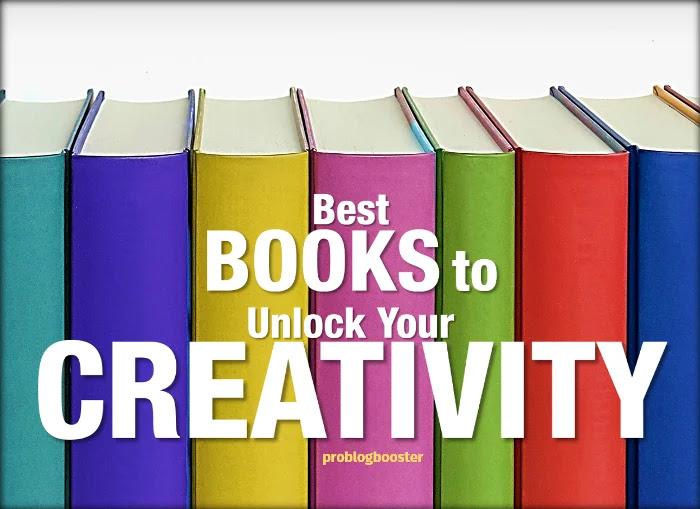 Best Books to Unlock Your Creativity