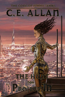 Add 'The Hunt for Project M' by C.E. Allan to Goodreads!