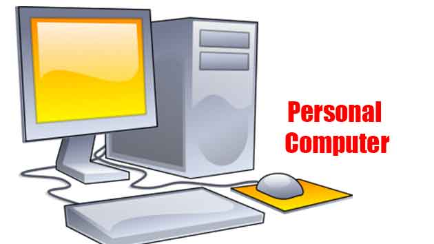 A personal computer (PC)