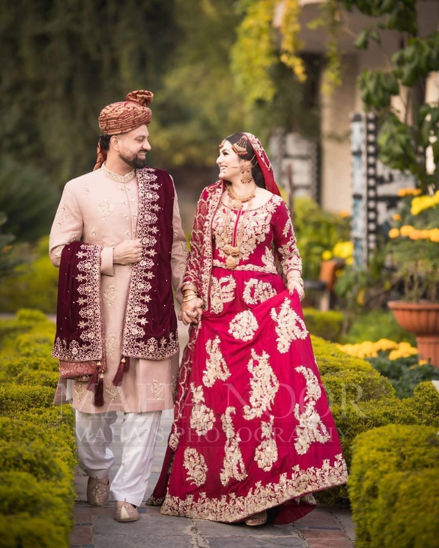 Beautiful Married Couple 2020