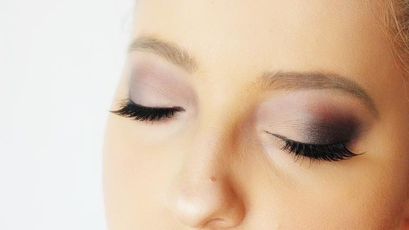 Kolejna propozycja makijażu z użyciem paletki MORPHE 35 OS.