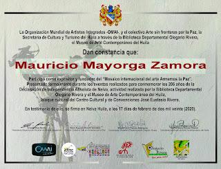 Mauricio Mayorga Zamora