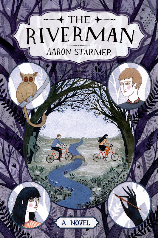 Sarah's Reviews: Book Review: The Riverman (The Riverman, Book 1), by Aaron Starmer