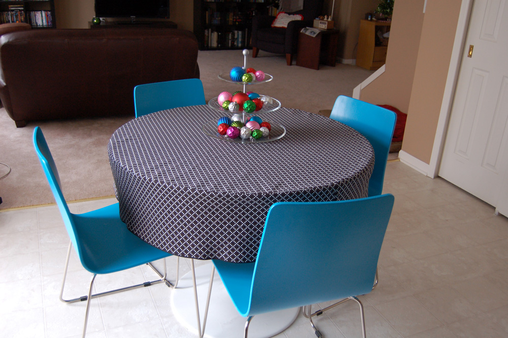 Anna Of Cle Round Tablecloth Tutorial