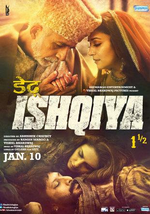 Dedh Ishqiya 2014 Full Hindi Movie Download