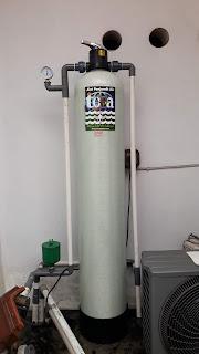 filter air sumur rumah tangga