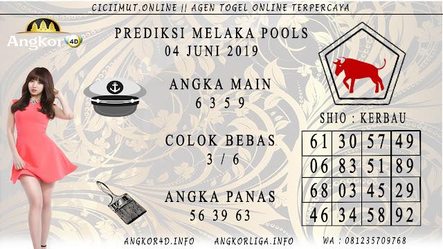 PREDIKSI MELAKA POOLS 04 JUNI 2019