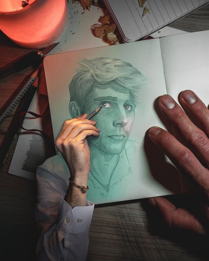 04-Self-portrait-Sergi-Tugas-www-designstack-co