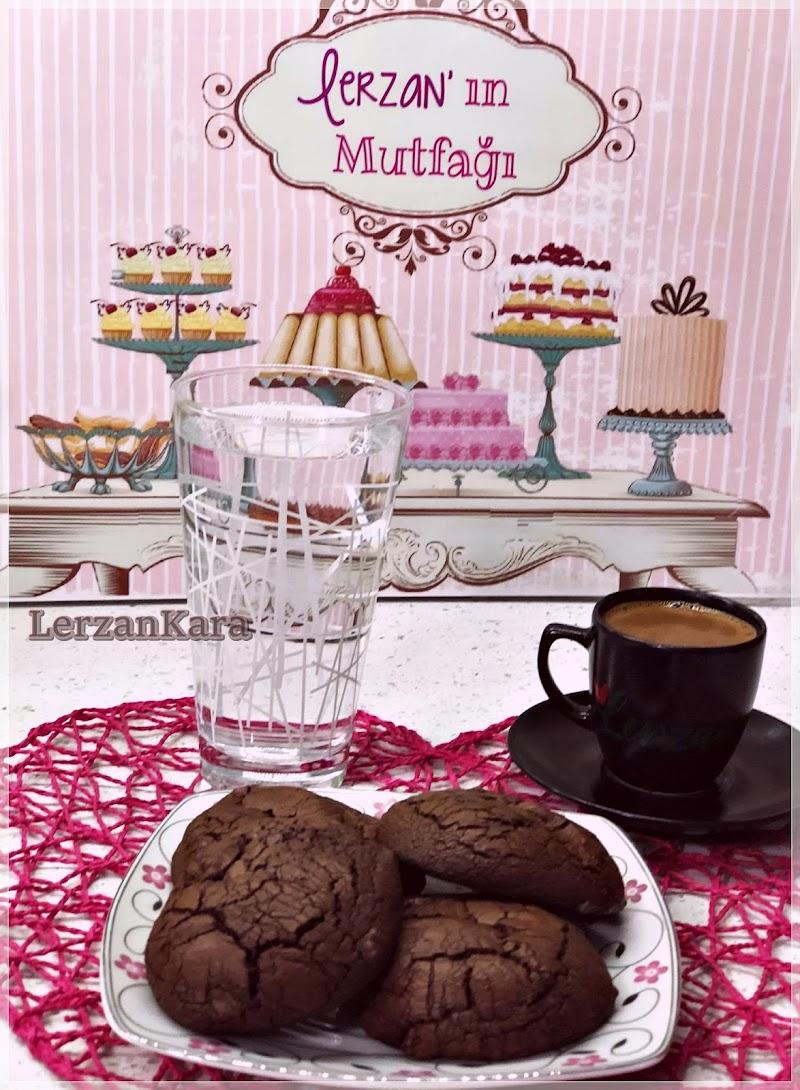 Çok Lezzetli Brownie Cookie Nasıl Yapılır
