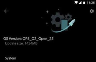 OnePlus 3/3T يحصل على تحديث اندرويد 8.0 أوريو